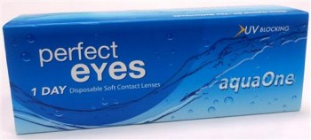 perfect eyes 1 DAY aquaOne US$15