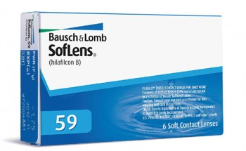 Bausch + Lomb SofLens 59 US$18