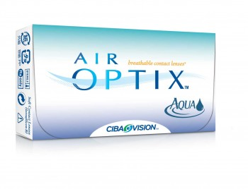 CIBA Vision AIR OPTIX AQUA US$26