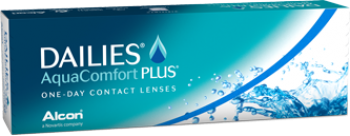 Alcon DAILIES AquaComfort Plus US$15