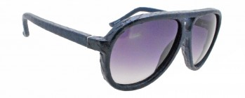 Linda Farrow LUXE CAT NO.3 149/6 Python Sunglasses