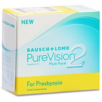 BAUSCH + LOMB PureVision2 For Presbyopia US$76