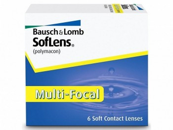 Bausch + Lomb SofLens Multi-Focal US$43