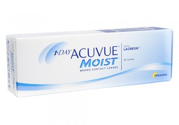 ACUVUE 1 DAY MOIST US$20