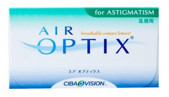 Alcon AIR OPTIX for ASTIGMATISM US$21