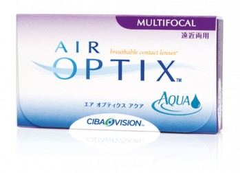 Alcon AIR OPTIX AQUA MULTIFOCAL US$43