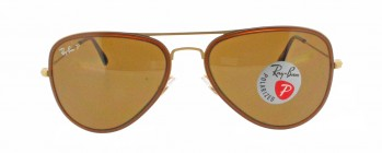 Ray Ban Aviator Flat Metal RB 3513-M 149/83