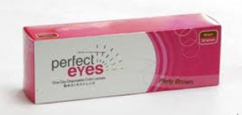 perfect eyes One Day Disposable Color Lenses US$23