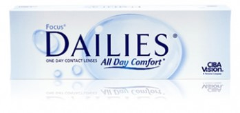 CIBA Vision DAILIES with AquaRelease US$15